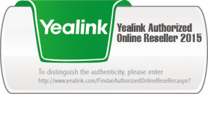 Yealink Authorized Online-Shop Reseller 2015 logo